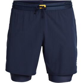 Skins Series-3 Superpose Shorts Men navy blue